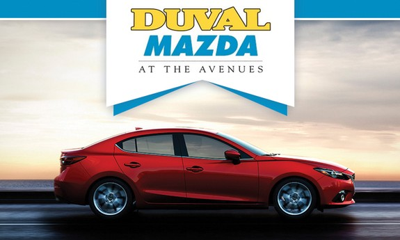 DUVAL MAZDA AT THE AVENUES