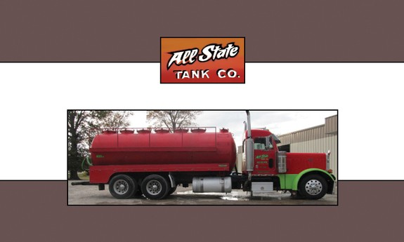 ALL-STATE TANK CO INC