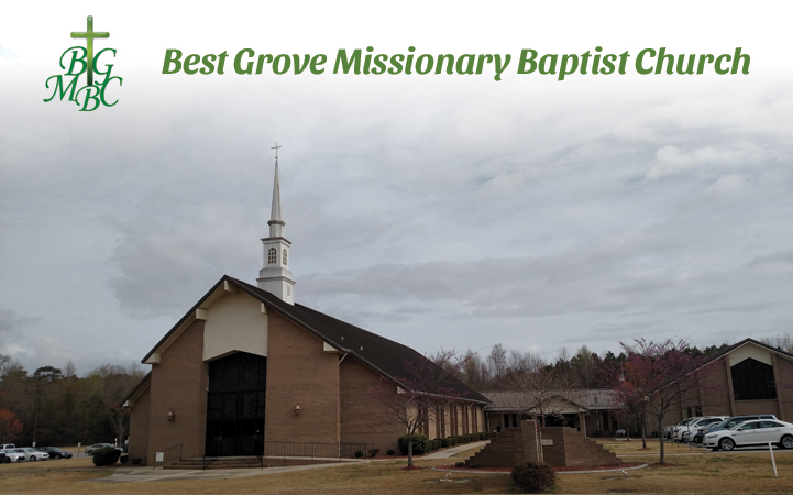 BEST GROVE MISSIONARY BAPTIST