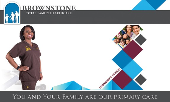 BROWNSTONE TOTAL FAMILY HEALTHCARE