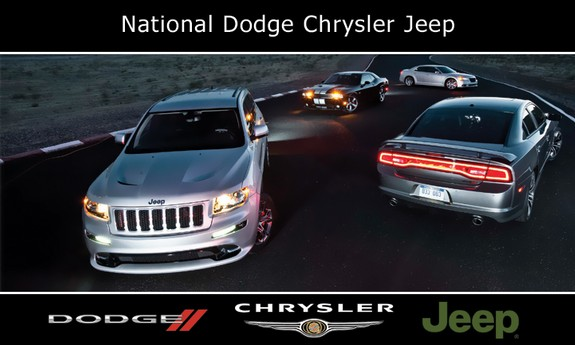 NATIONAL DODGE, INC.