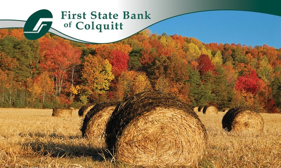 FIRST STATE BANK OF COLQUITT