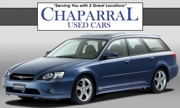 CHAPARRAL USED CARS OF ERWIN