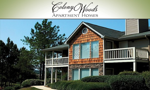 COLONY WOODS APARTMENTS