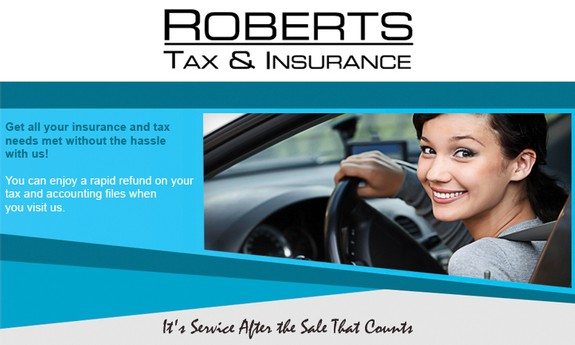 ROBERTS TAX AND INSURANCE SERVICE