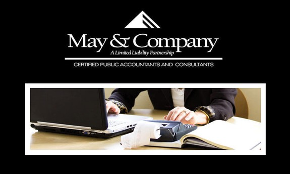 MAY & COMPANY - CERTIFIED PUBLIC ACCOUNTANTS