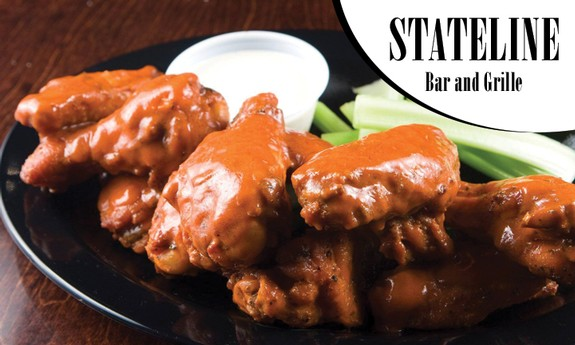 STATE LINE BAR & GRILLE