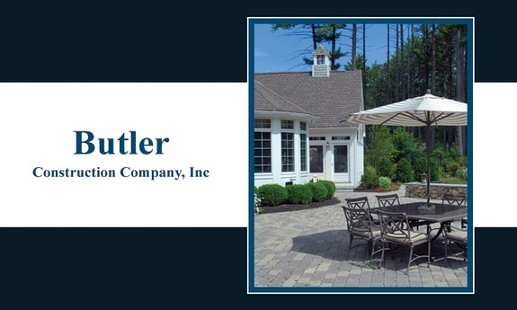 BUTLER CONSTRUCTION, INC.