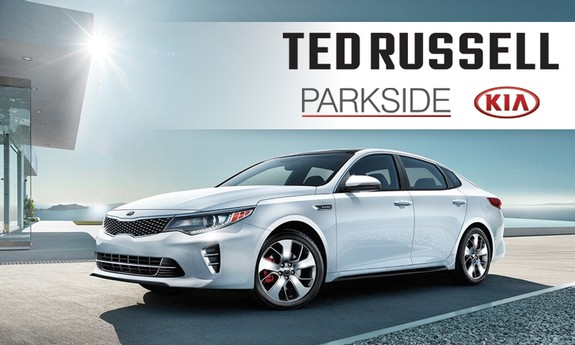 TED RUSSELL - PARKSIDE KIA
