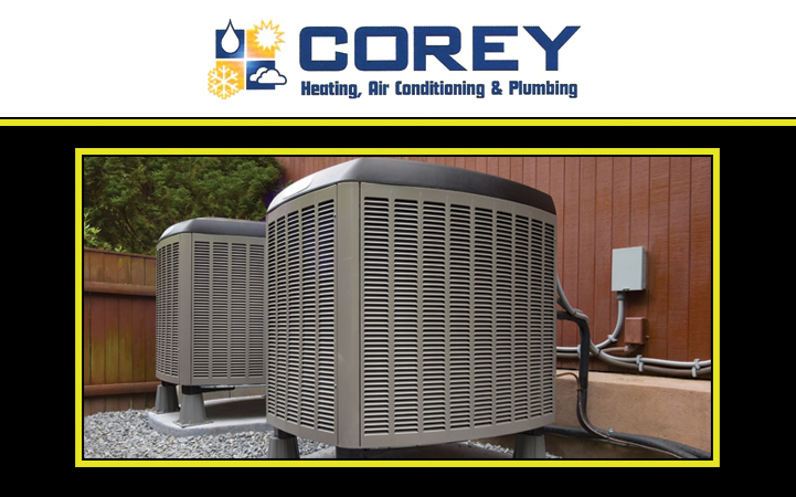 COREY HEATING & AIR CONDITIONING