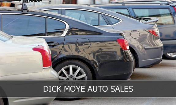 DICK MOYE AUTO SALES INC