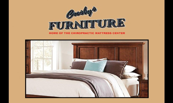 CROSBY'S FURNITURE & BEDDING