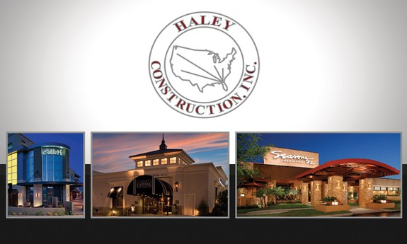 HALEY CONSTRUCTION