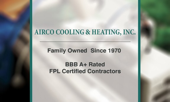 AIRCO COOLING & HEATING, INC.