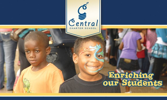 CENTRAL CHARTER SCHOOL