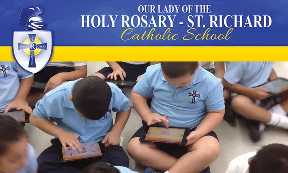 OUR LADY OF THE HOLY ROSARY CATHOLIC SCHOOL