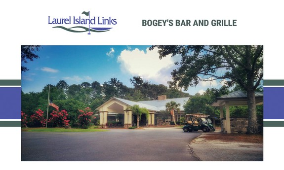 LAUREL ISLAND LINKS - BOGEY'S BAR & GRILLE