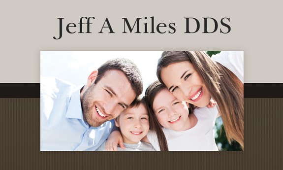 JEFF A MILES DDS