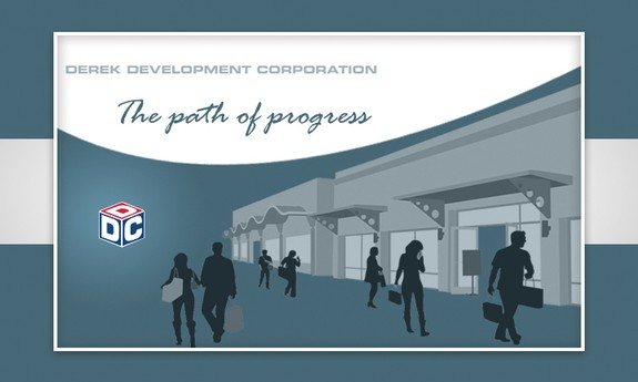 DEREK DEVELOPMENT CORPORATION