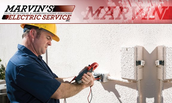 MARVIN'S ELECTRIC SERVICE, INC.