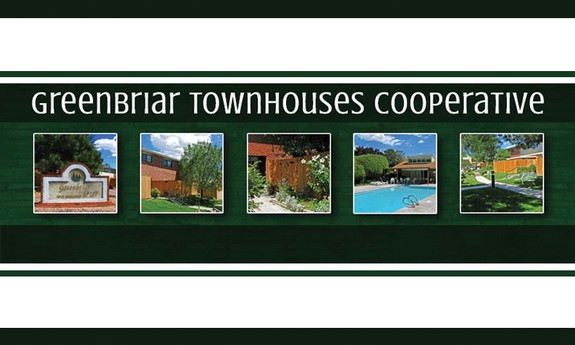 GREENBRIAR TOWNHOUSES CO-OP