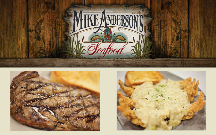 MIKE ANDERSON'S SEAFOOD RESTAURANT