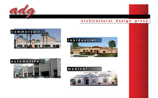 ARCHITECTURAL DESIGN GROUP, INC.