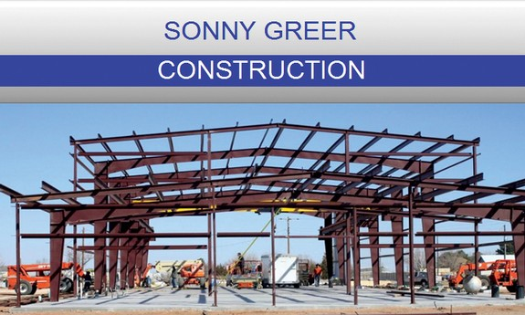 SONNY GREER CONSTRUCTION