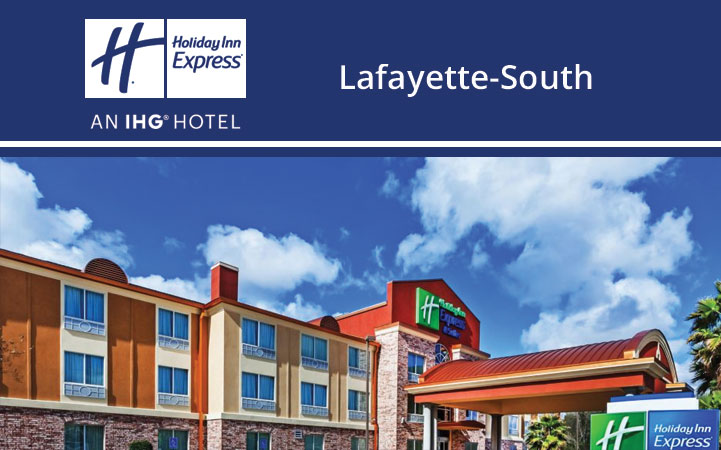 HOLIDAY INN EXPRESS & SUITES - LAFAYETTE SOUTH