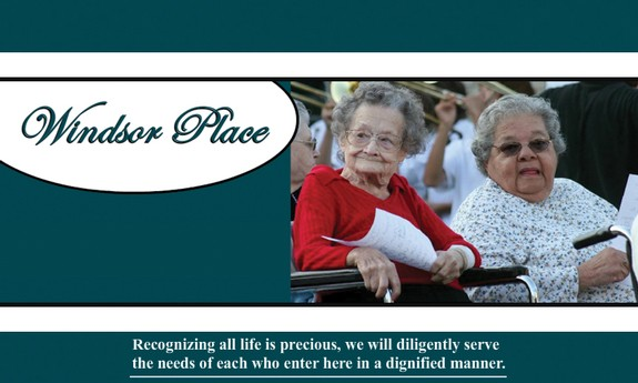 WINDSOR PLACE AT-HOME CARE