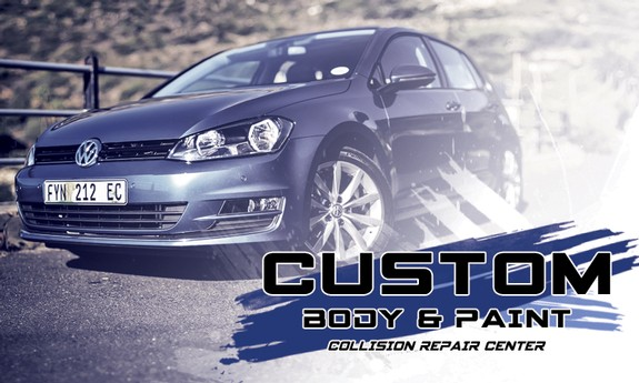 CUSTOM BODY & PAINT, INC.