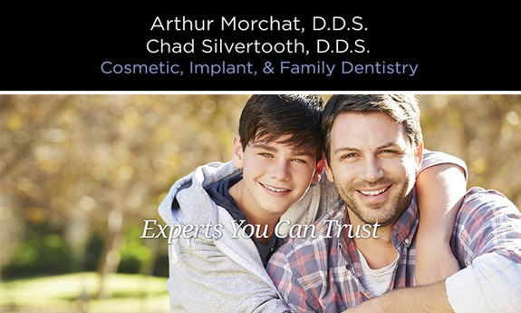 ARTHUR MORCHAT, DDS & CHAD SILVERTOOTH, DDS