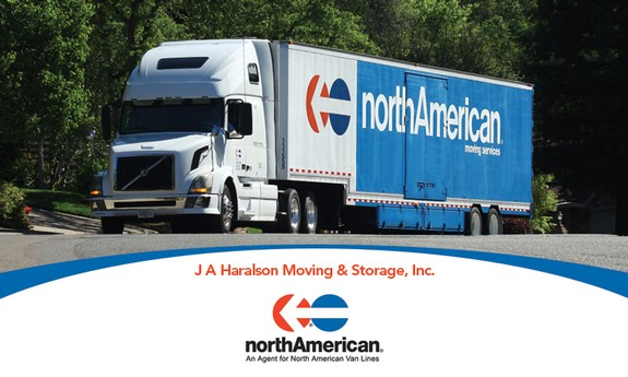 J A HARALSON MOVING & STORAGE