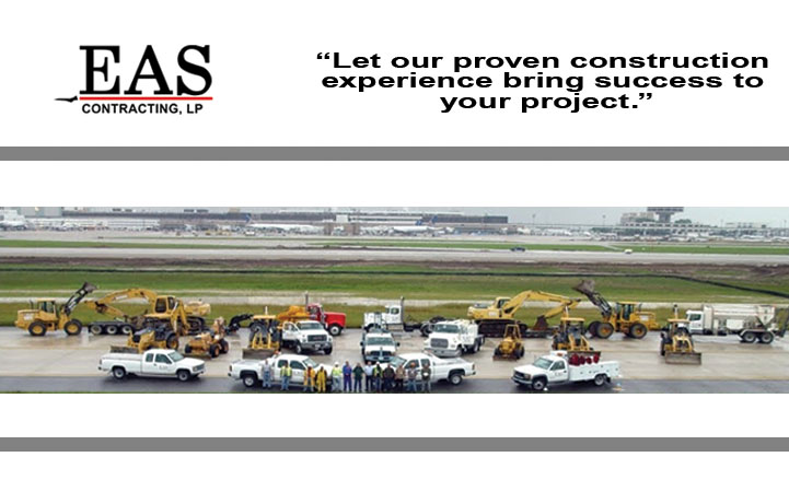EAS CONTRACTING, LP