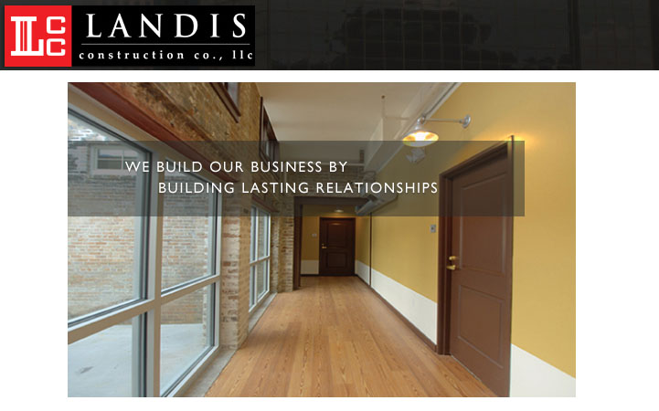 LANDIS CONSTRUCTION COMPANY