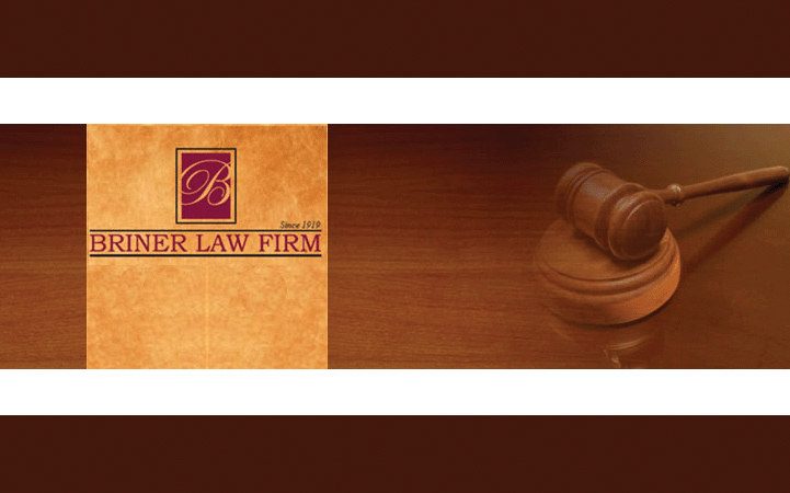 FRED BRINER LAW OFFICES