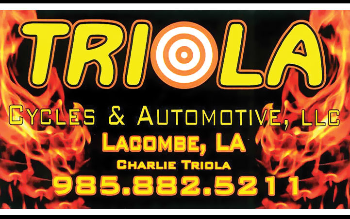 CHARLIE TRIOLA CYCLES AND AUTO