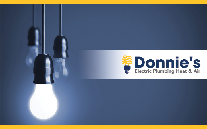 DONNIE'S ELECTRIC PLUMBING HEAT & AIR