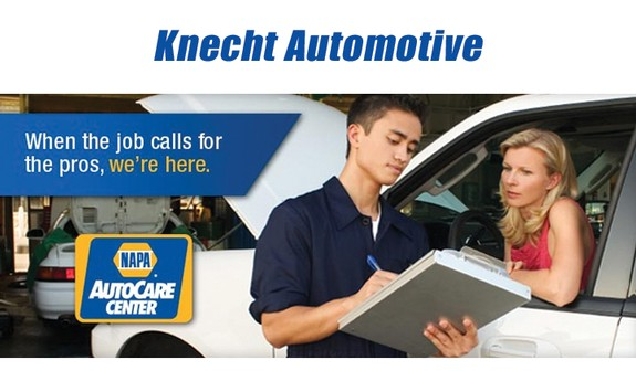 KNECHT AUTO PARTS SERVICE & TOWING