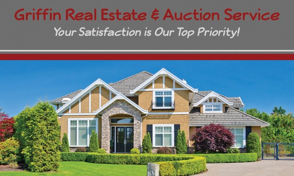 GRIFFIN REAL ESTATE & AUCTION SERVICE