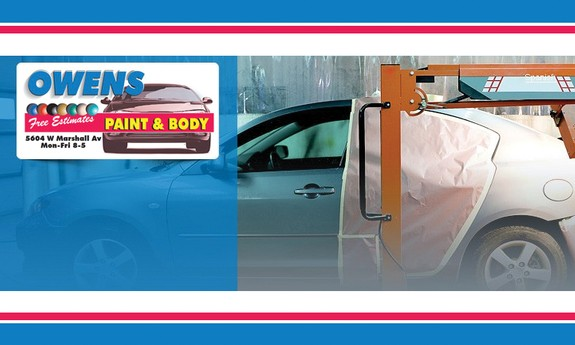OWENS PAINT & BODY