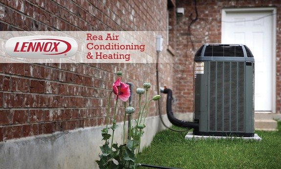 REA AIR CONDITIONING & HEATING