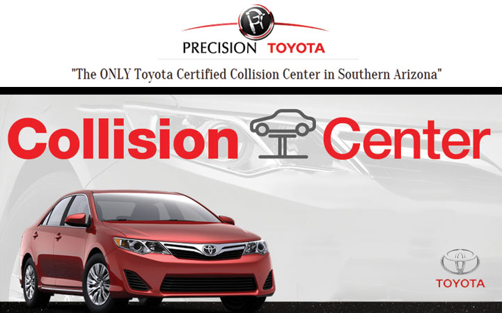 PERCISION TOYOTA OF TUSON CERTIFIED COLLISION CTR