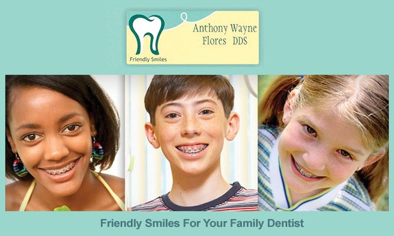 ANTHONY W. FLORES, DDS