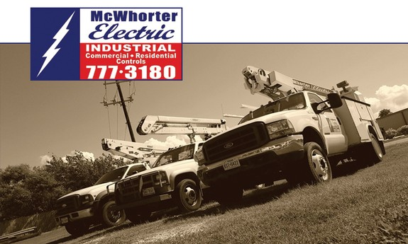MC WHORTER ELECTRIC, INC.