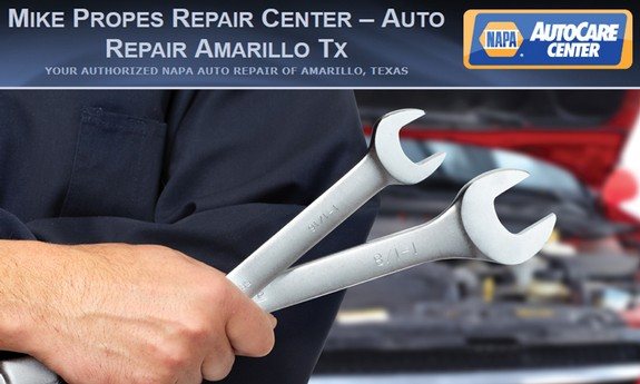 MIKE PROPES REPAIR CENTER