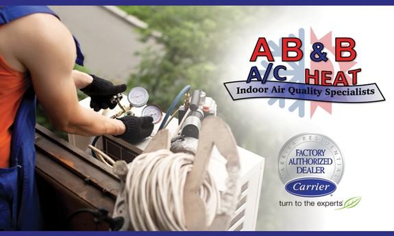 A B & B AIR CONDITIONING AND HEATING