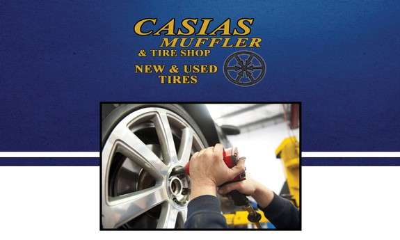 CASIA'S AUTO TIRE SHOP MUFFLER