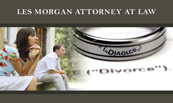 LES MORGAN ATTORNEY AT LAW