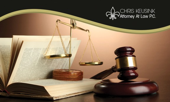 CHRIS KEUSINK ATTORNEY AT LAW PC